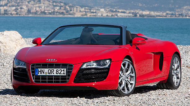 audi r8 spider 4 2 fsi quattro. Black Bedroom Furniture Sets. Home Design Ideas